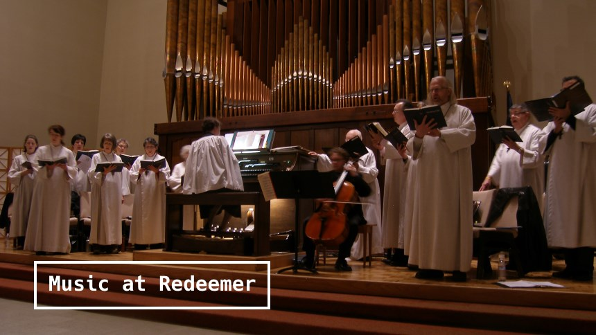 Music at Redeemer