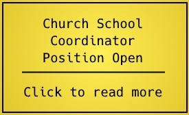 Church School Coordinator Opening