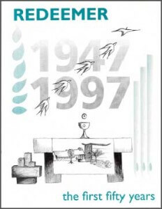 Cover of Redeemer 1947 - 1997: The first fifty years