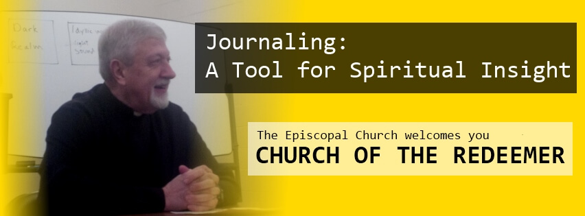 Journaling: A Tool for Spiritual Insight