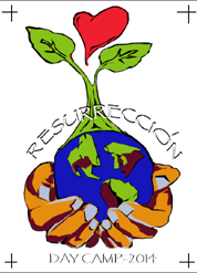 Resurrección Day Camp Logo