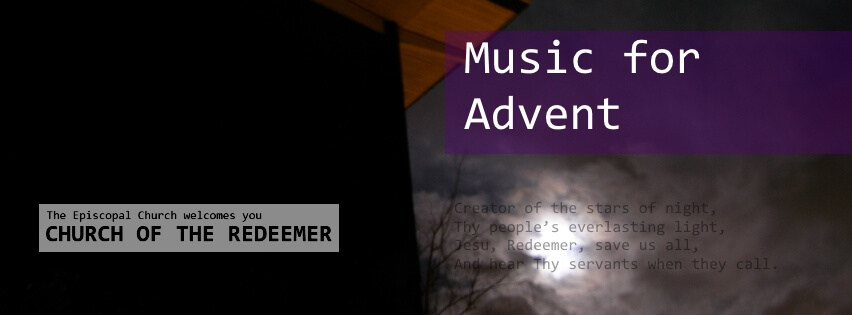 Advent 2014 Music
