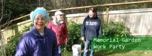 Friends of the Memorial Garden @ Memorial Garden