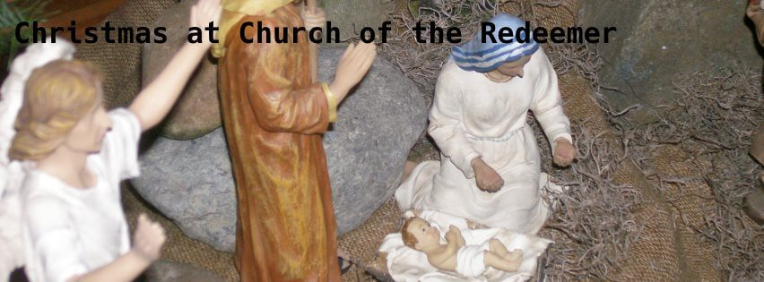 Christmas at Church of the Redeemer