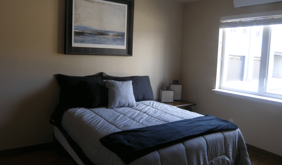 Bedroom in Kenmore Place