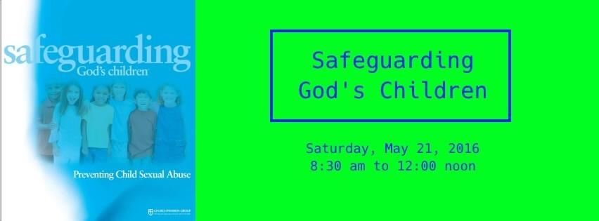 Safeguarding God's Children
