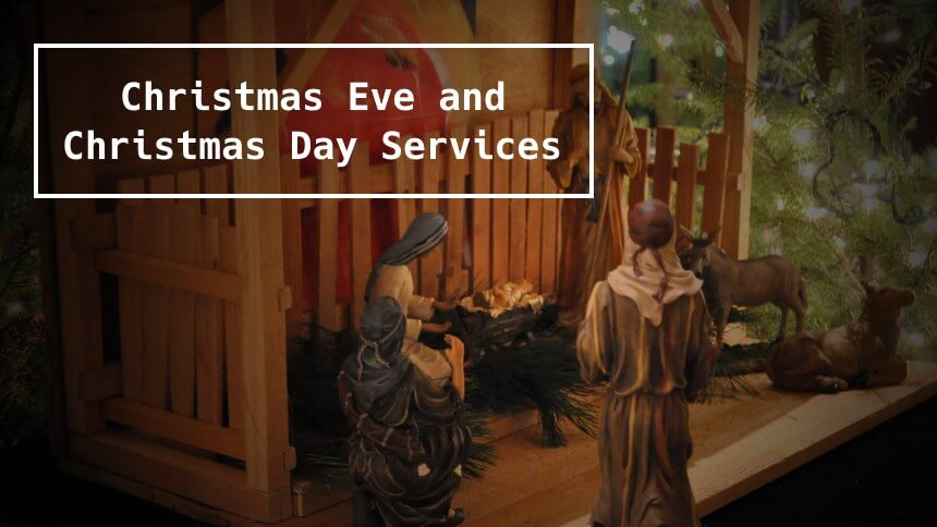 Christmas worship services at Church of the Redeemer