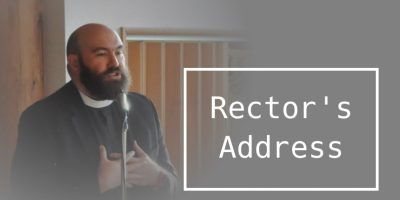 Rector's Address from the 2017 Annual Meeting