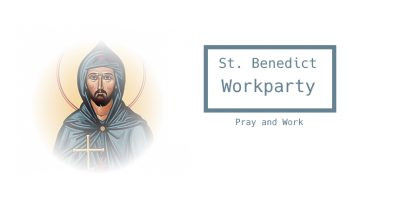 St. Benedict Workparty on Saturday, March 11