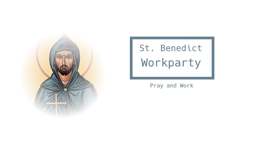 St. Benedict Workparty