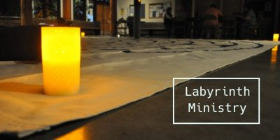 Labyrinth ministry to the Sno-King Community