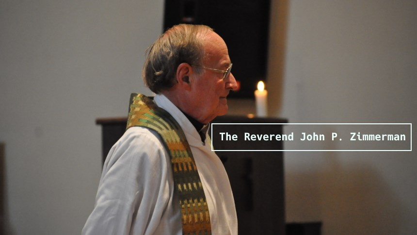 The Rev. John P. Zimmerman