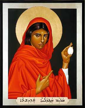 Icon of St. Mary Magdalene