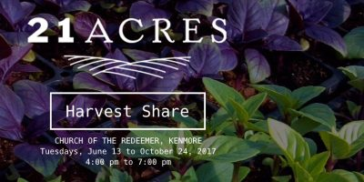 Food access with Harvest Share