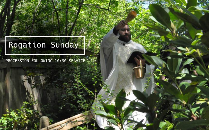 Procession for Rogation Sunday