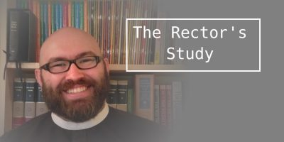 The Rector's Study: Things done, left undone