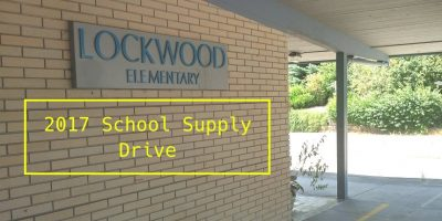 2017 School Supply Drive