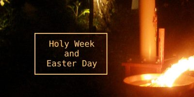Holy Week and Easter Vigil Lessons (Year B)