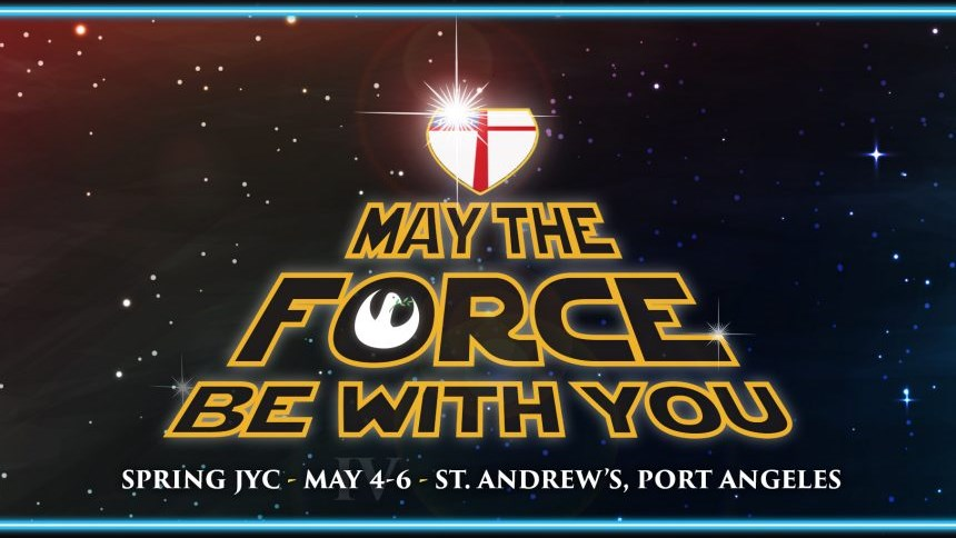 Spring JYC, May the Force Be With You